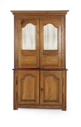 A FRENCH PROVINCIAL ELM AND OA