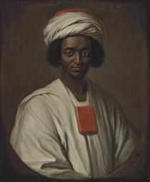 Portrait of Ayuba Suleiman Dia