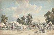 The Encampment, St James's Park, London