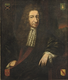 A portrait of Jean Lucas Pels