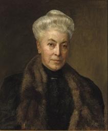 A portrait of Adriana Hendrina