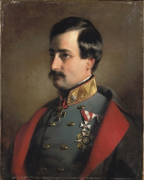 Portrait of Count Alexander vo