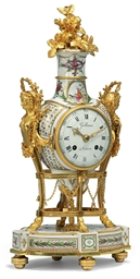 A LOUIS XVI ORMOLU-MOUNTED PAR