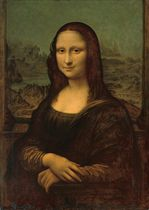 The Mona Lisa, or La Gioconda