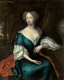 Portrait of Lady Margaret Hay,