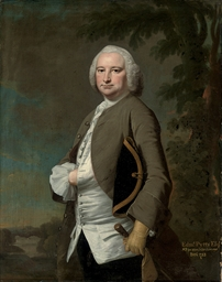 Portrait of Edmund Pytts Esq,