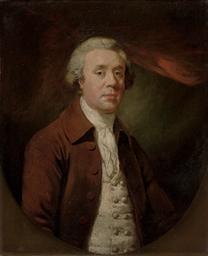 Portrait of Richard Baylay of