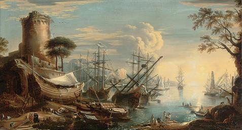 A Mediterranean coastal landsa