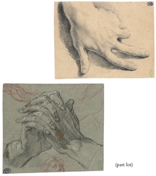 A group of five studies of han
