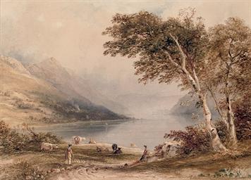 Loch Katrine, Perthshire, Scot