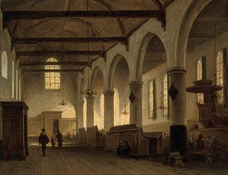 The Bakenesserkerk, Haarlem