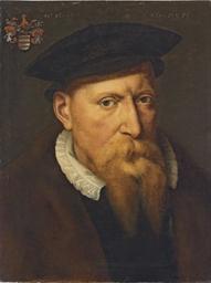 Portrait of a Robert de Croÿ,