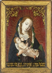 The Holy Virgin and Child - Ma