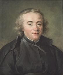 Portrait of Père Ruffin, Supér