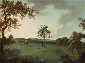 A view in Leicestershire with