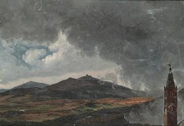 View of Monticelli, near Tivol