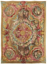 A LOUIS XV SAVONNERIE CARPET