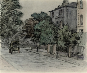 Winchester Road, Hampstead