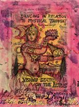 Dancing in Relation to Mystical Thought; Vienna, Rome, London; and an annotated poster