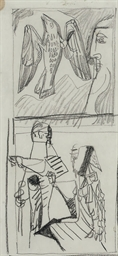 Studies for King Lear, Stratfo