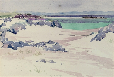 The White Sands of Iona