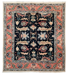 A modern Sarouk carpet