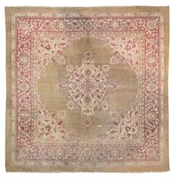 An antique Amritzar carpet