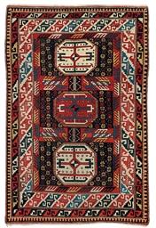A Shirvan rug
