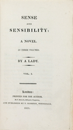 [AUSTEN, Jane (1775-1817)]. Se