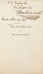 DICKENS, Charles. The Haunted