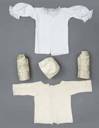 A GROUP OF INFANT'S COSTUME