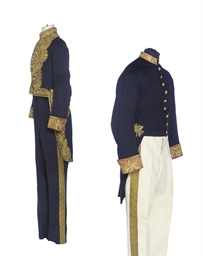TWO COURT UNIFORMS