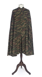 A CAMOUFLAGE CAPE