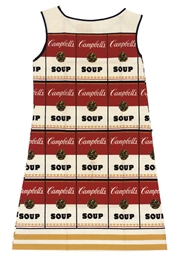 'CAMPBELL'S SOUPER DRESS'