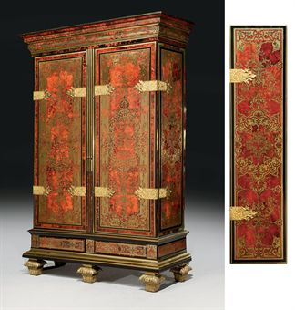 armoire d 39 epoque louis xiv fin du xviieme siecle. Black Bedroom Furniture Sets. Home Design Ideas