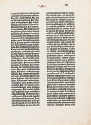 [GUTENBERG, Johann, printer.]
