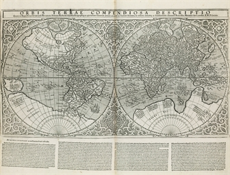 MERCATOR, Gerard (1512-94). At