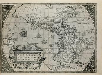 ORTELIUS, Abraham (1528-98). T