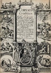 CORYATE, Thomas (ca 1577-1617)