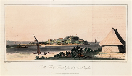 CORDINER, James (1775-1836). A