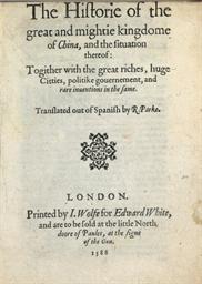 GONZALES DE MENDOZA, Juan (154