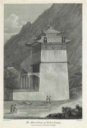 TURNER, Samuel (1749?-1802). A