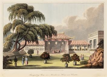 WATHEN, James (1751?-1828).  J