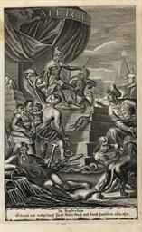 DAPPER, Olfert (1636-89). Umbs