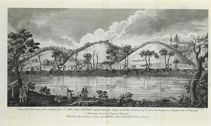 ANBUREY, Thomas (1759-1840). T