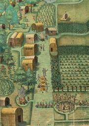BRY, Theodor de (1561-1623). W
