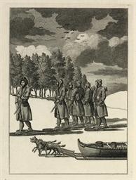 CLUNY, Alexander (d. 1770?). T