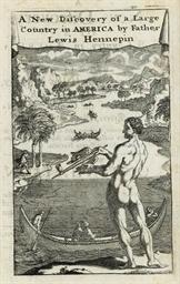 HENNEPIN, Louis (1640-?1705).