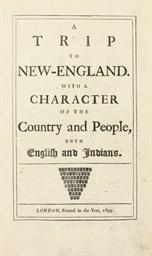 WARD, Edward (1667-1731). A Tr
