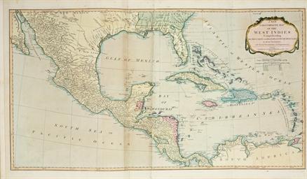 JEFFERYS, Thomas (d. 1771), et